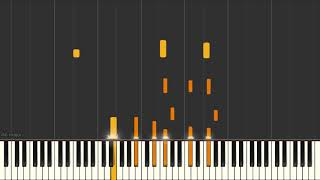 Baubles, Bangles and Beads - Jazz piano solo tutorial