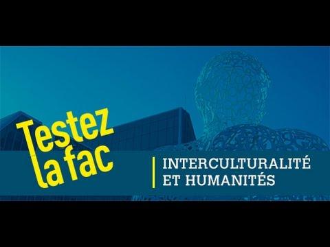 Interculturalité et Humanités