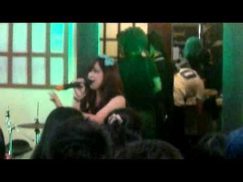 Aiko - Soba ni Iru Kara (Amadori cover/Karaoke) @ Impactnation Festival Plaza Blok M Matsuri
