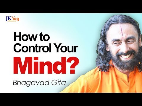 Do These Two Things and Your Mind Will be Under Control | Swami Mukundananda