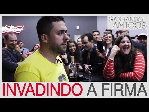 GANHANDO AMIGOS #17 - INVADINDO A EMPRESA NA MADRUGADA (Lençóis Paulista, SP)