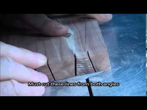 How to make dovetail joints on a scroll saw with spiral blades how to make dovetail joints on a scroll saw with spiral blades greentooth Image collections