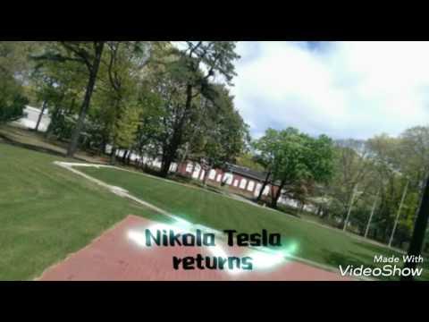 Nikola Tesla returns to Wardenclyffe