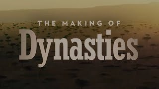 The Making of Dynasties with Mike Gunton, EP | Dynasties, January 19 | BBC America