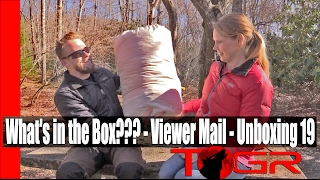What's in the Box??? - Viewer Mail - Unboxing 19