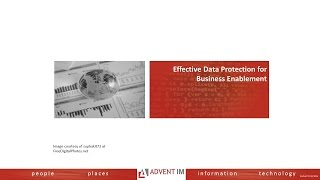 Effective Data Protection as a Business Enabler