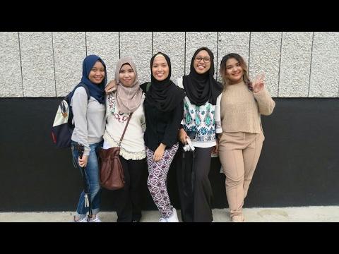 Café Hopping in Kuala Lumpur! [ Vlog #3 ]