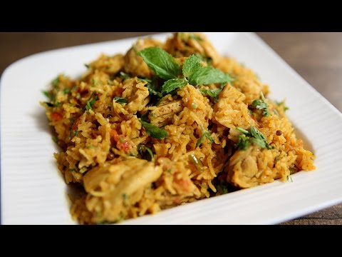 How To Make Chicken Pulao | Indian Fried Rice Recipe | Curries And Stories With Neelam
