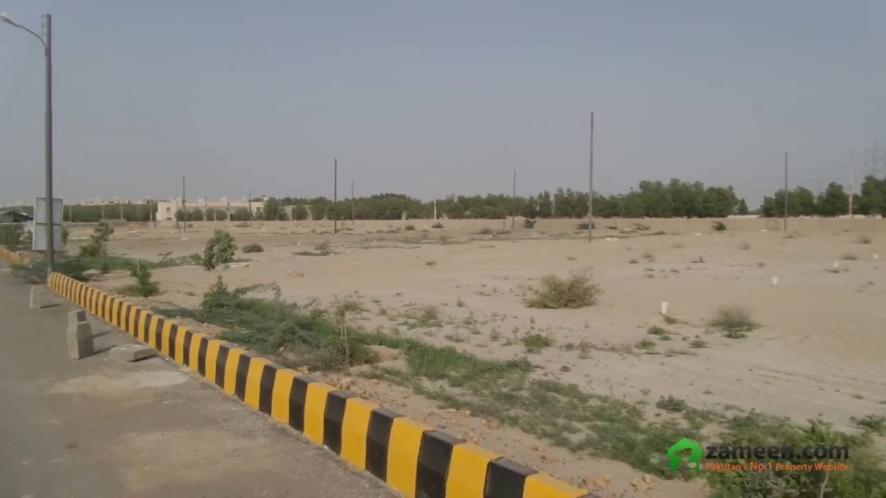 120 SQ  YARDS RESIDENTIAL PLOT AVAILABLE IN AHSAN GARDEN AND AHSAN GRAND  CITY KARACHI