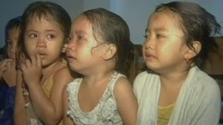 Super typhoon Haiyan: Tacloban City decimated by huge waves