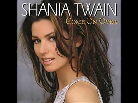 Download Shania Twain - Man!  I Feel Like A Woman