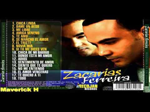 Zacarias Ferreira Mix # 1 Historia De Un Idolo