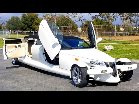 Thumbnail: 10 MOST UNUSUAL LIMOUSINES