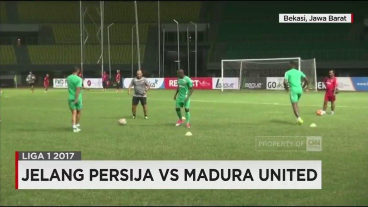 Persija Vs Madura United; Coach Timo Mundur dari Persiba ...