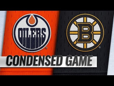 10/11/18 Condensed Game: Oilers @ Bruins