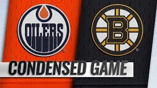10/11/18 Condensed Game: Oilers @ Bruins