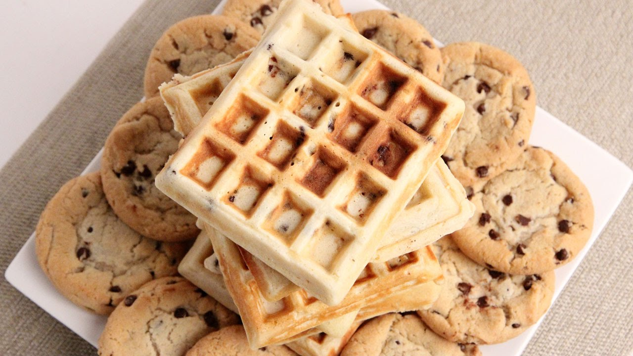 Image result for cookies and waffles