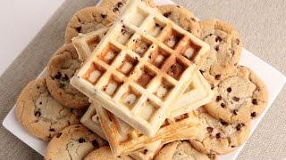 Cookie Dough Waffles   Episode 1036
