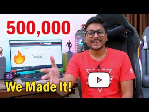 500,000-subscribers-!!-a-dream-come-true...