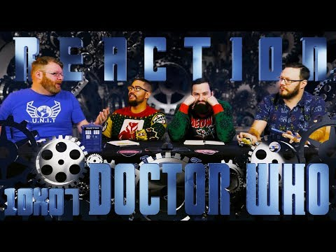 Doctor Who 10x7 REACTION!!
