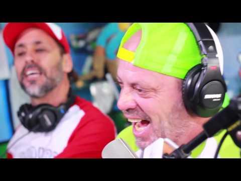 Broma Telefónica 2017: Situación Embarazosa y Cambio de nombre l Damian y El Toyo