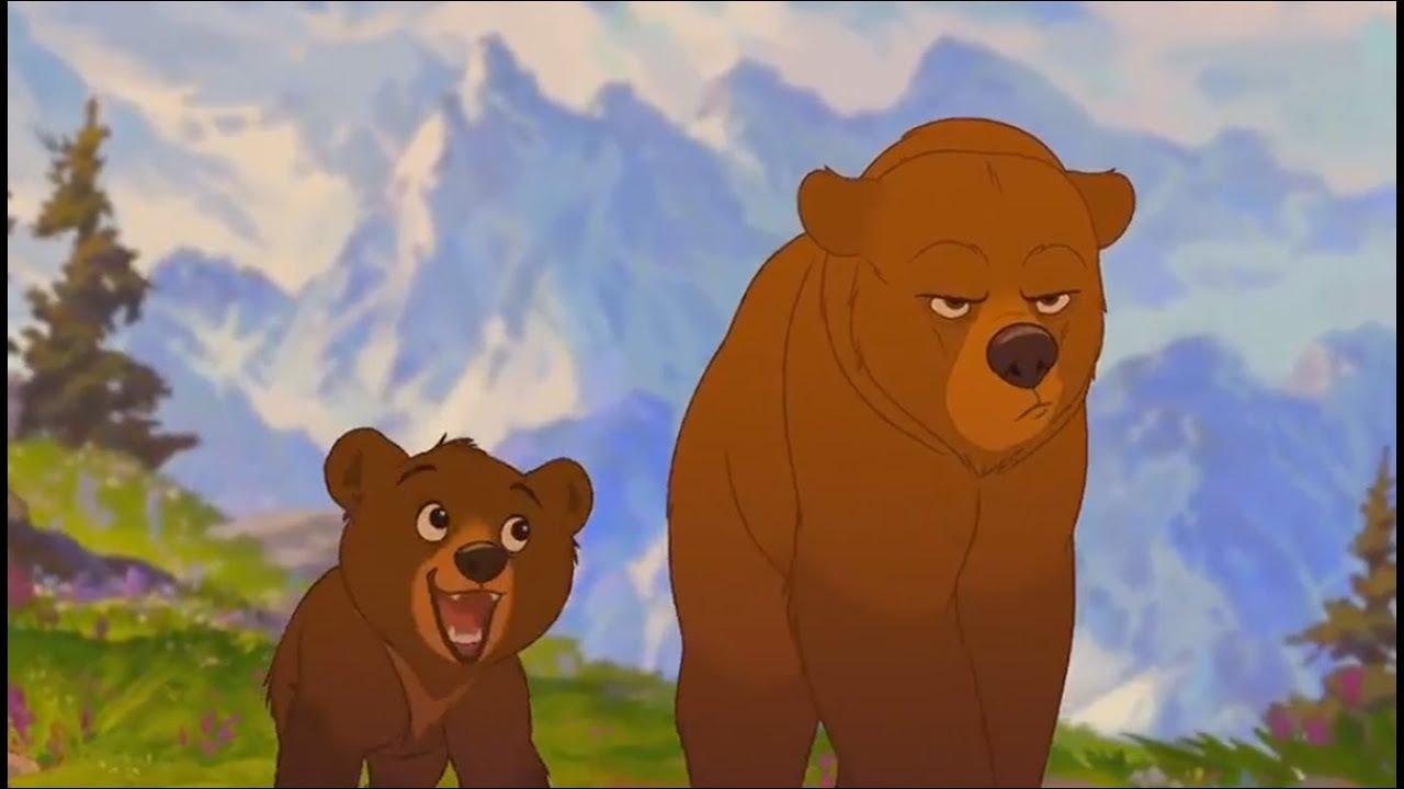 Brother Bear On My Way Eu Portuguese Youtube