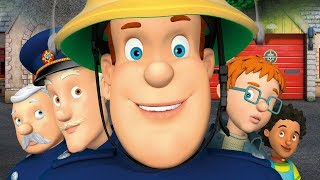 Fireman Sam New Episodes HD | At the Firefighters office - Team on duty | Fighting Fire 🔥Kids Movies