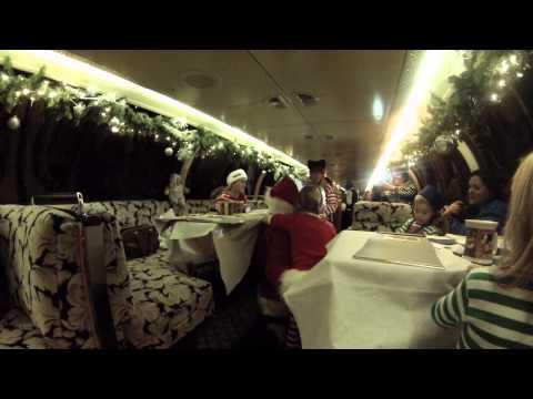 Polar Express Train Ride in Palestine, TX