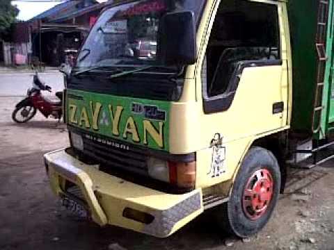 Dijual Truck Bak Kayu Ps 120 Hd 2004 Hub Tlp 0541 7751197 Hp