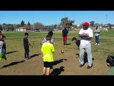 Training for football