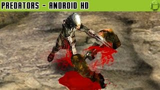 Predators - Gameplay Android HD / HQ Audio (Android Games HD)