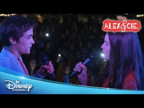 Première représentation I Alex & Co I Disney Channel BE