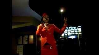 Natasha Young Singing 'somewhere Over The Rainbow'