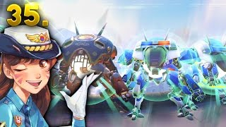 CRAZY BUG or just INSANE LUCK..?? | Overwatch Daily Moments Ep. 35 Funny and Random Moments