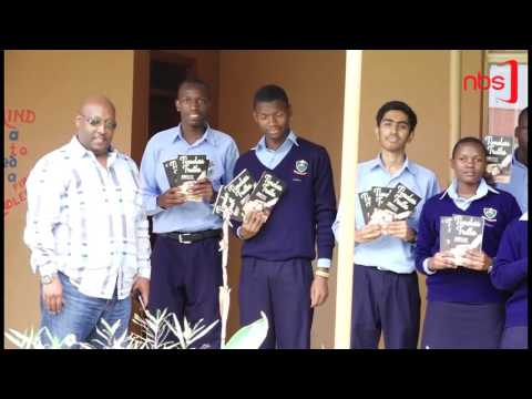 Former students of Kitante Hill School Reviving a Dying Reading Culture