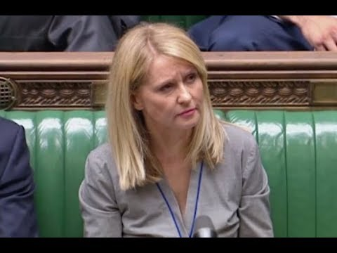 scathing attack on Esther McVey. Do the right thing, resign ( EVA MC VILE)