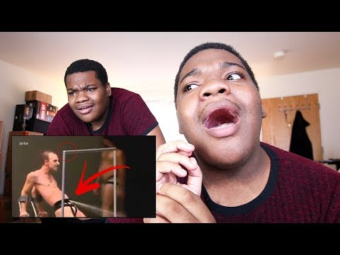 REACTING TO THE WEIRD SIDE OF YOUTUBE