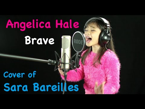 """Brave"" Cover of Sara Bareilles by Angelica Hale (7 years ..."