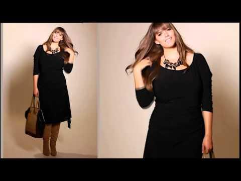 Платья 2016 для полных. Платье Milan от IGIGI