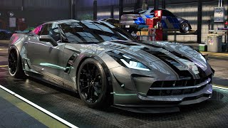 1,200HP CORVETTE BUILD - Need for Speed: Heat Part 71