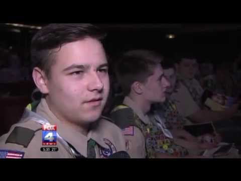 Metro Eagle Scouts honored, recognized for thousands of hours of public service