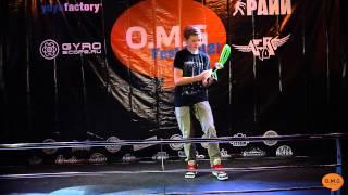 UdmYYC'2012: Kirill Zagumennov , 1A Open Div - 3d place.