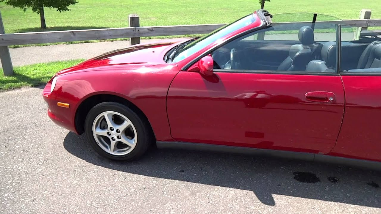 1999 Toyota Celica GT Convertible Albany NY