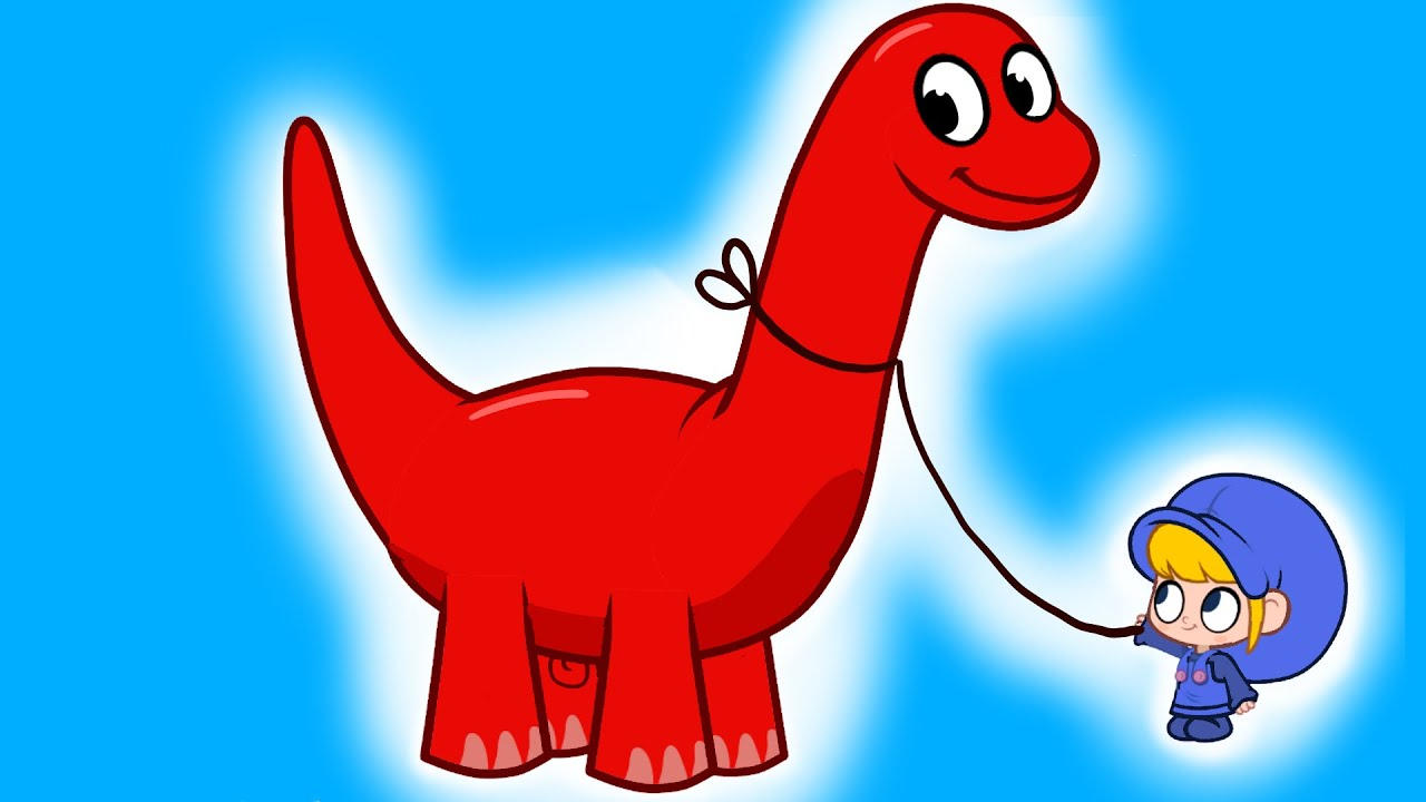 Download My Pet Dinosaur - Dinosaurs cartoons for children + 2 hours compilation by My Magic Pet Morphle