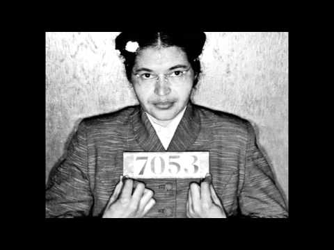 1st December 1955: Rosa Parks arrested for refusing to give up her bus seat