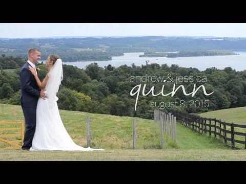 Andrew + Jessica Wedding Highlights