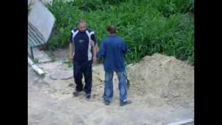 Детская площадка (песочница)(подготовка детской площадки повзрослевшими Тимуровцами..., 2010-12-07T09:36:31.000Z)