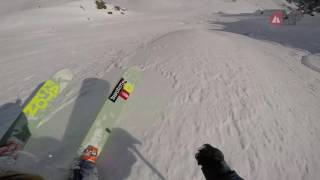 GoPro Run Sam Anthamatten - Chamonix-Mont-Blanc - Swatch Freeride World Tour 2016