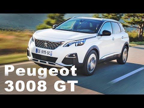 跨界美型旅獅 Peugeot 3008 SUV GT 海外新車試駕