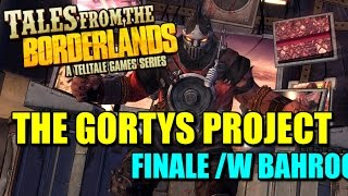 """Tales from the Borderlands: Episode 1 """"Zer0 Sum"""" Playthrough with Bahroo Finale"""
